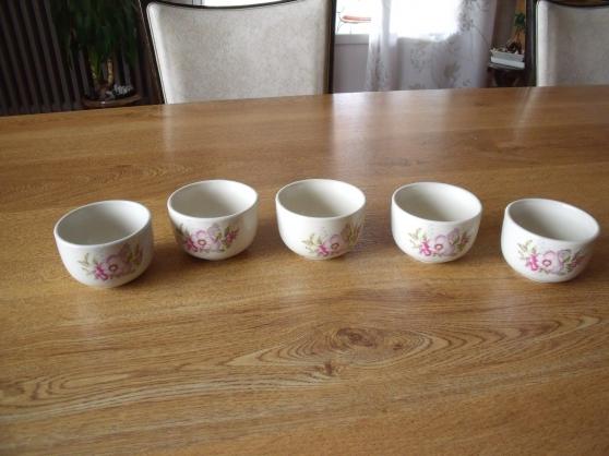 5 tasses