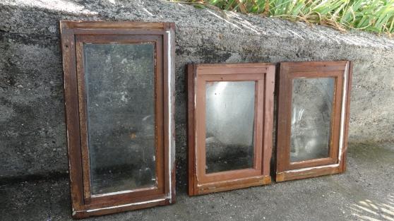 Fenêtres Bois Simple Vitrage à Courcelles Chaussy Marchefr
