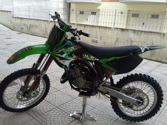 MOTO 125 KX