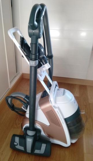 POLTI Aspirateur nettoyeur vapeur UNICO