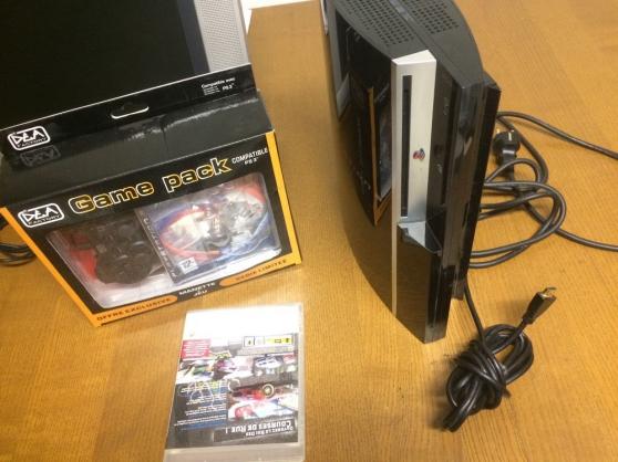 Console Sony PS3 80 Go avec lecteur