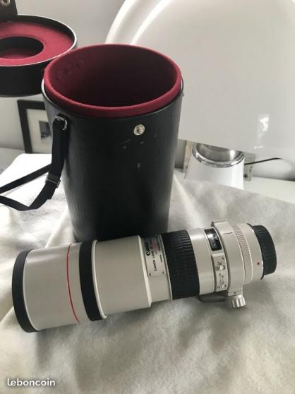 Objectif canon 300mm L