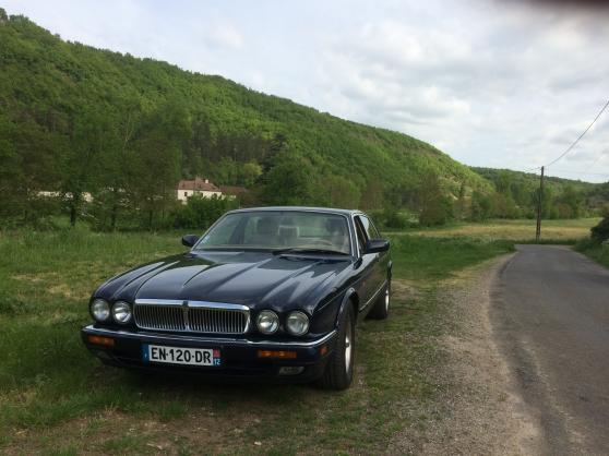 Jaguar sovereign xj