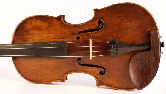 Ancien violon Antonio Testore 1741 - Photo 2