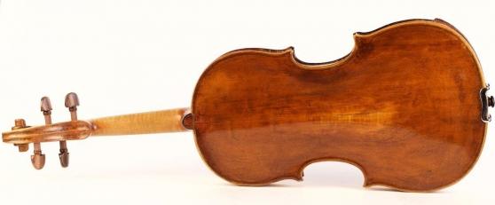 Ancien violon Antonio Testore 1741 - Photo 3