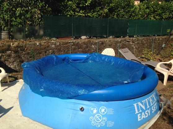 Maison Jura piscine autoportee