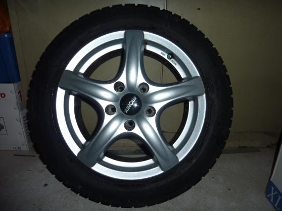 vends pneus hiver