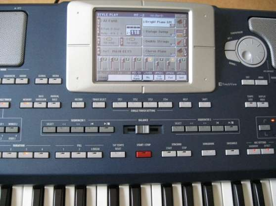 Superbe Clavier Korg Pa 800