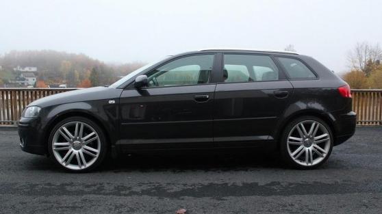 Annonce occasion, vente ou achat 'Audi A3 105 ch'
