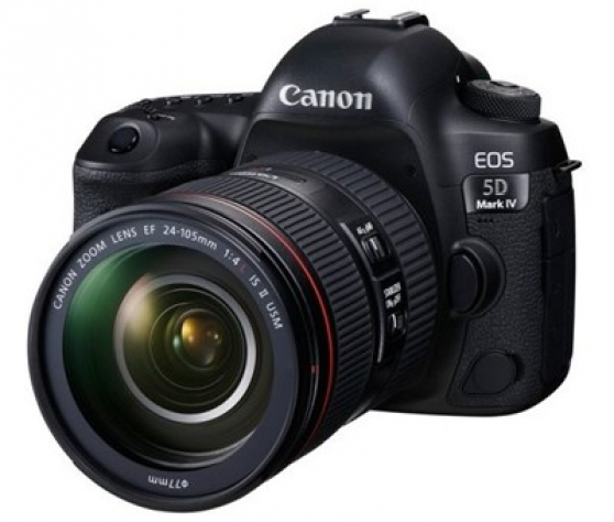 Canon EOS 5D Mark IV 24-105mm F4L IS MK