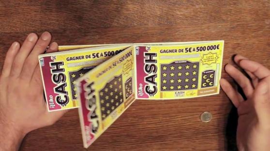 Annonce occasion, vente ou achat 'Bingoo! Jeu gagnant (grattant et instant'