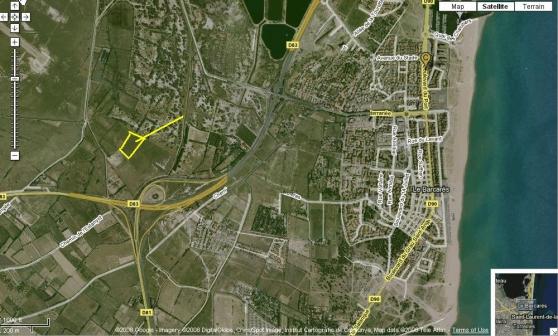 Annonce occasion, vente ou achat 'Beau terrain agricole,1.Ha, 1.5km mer.'