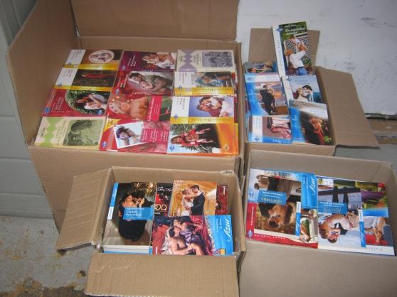 Annonce occasion, vente ou achat 'lot de livres'