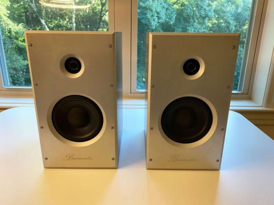Burmester B10 loudspeakers