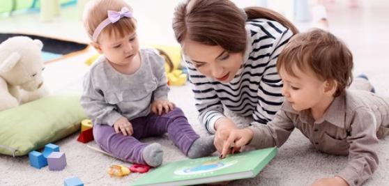 Garde d'enfant baby -sitter H/F