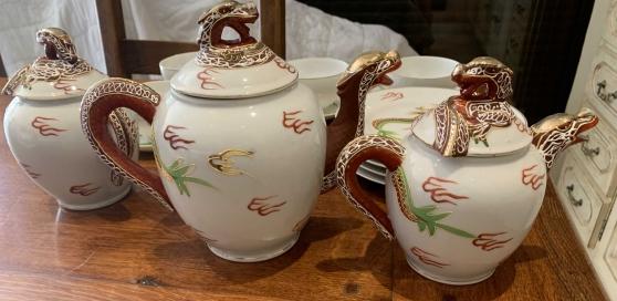 Très beau service à thé ou café - Photo 2