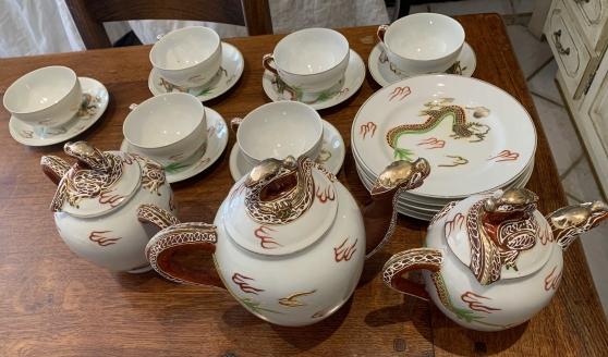 Très beau service à thé ou café - Photo 3