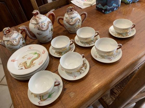Très beau service à thé ou café - Photo 4
