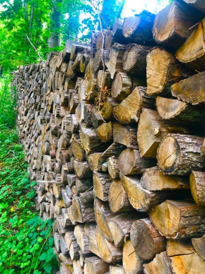 Vends bois de chauffage sec