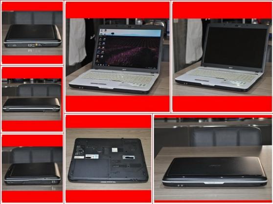 Annonce occasion, vente ou achat 'Acer Aspire 7520G de 17 pouces'