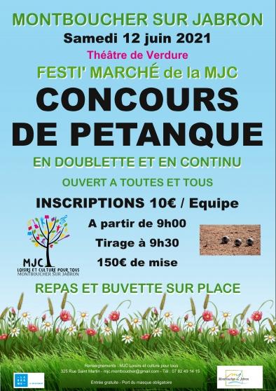 Festi Marché de la MJC de Montboucher - Photo 3