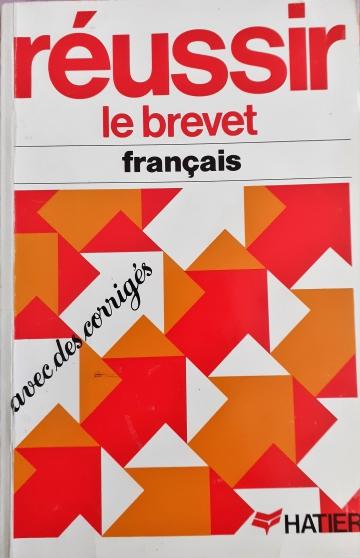 Annonce occasion, vente ou achat 'Ouvrages de Français.'