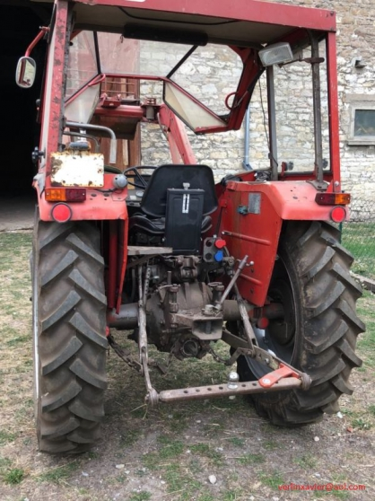 Massey Ferguson 235 8-G tracteur agricol - Photo 2