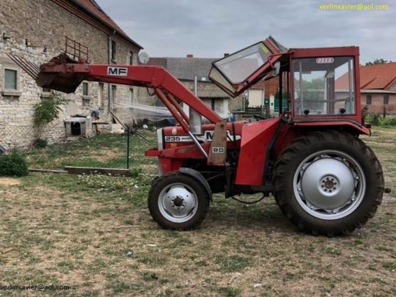 Massey Ferguson 235 8-G tracteur agricol - Photo 3
