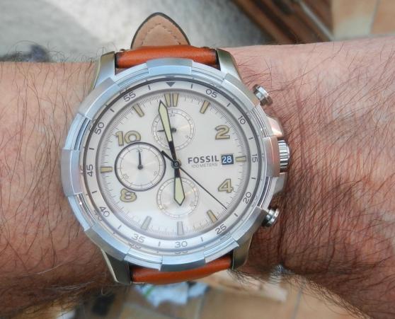 Superbe montre homme neuve FOSSIL