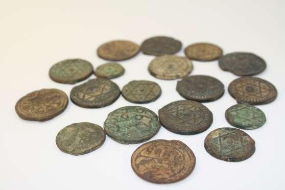 ancienne monnaies Marocaine