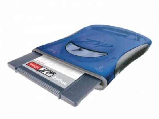 Annonce occasion, vente ou achat 'Lecteur IOMEGA ZIP 250 Mo externe USB'