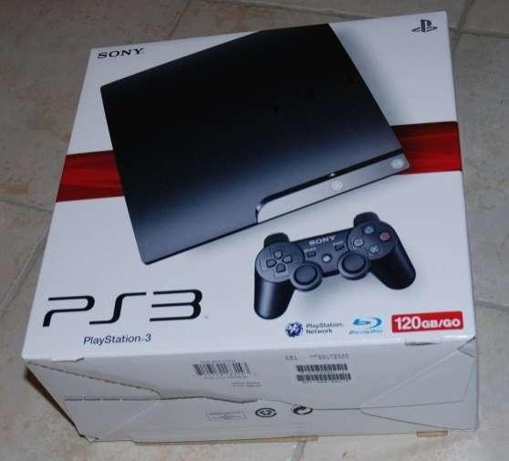 superbe PS3 slim 160 go trés bonne état