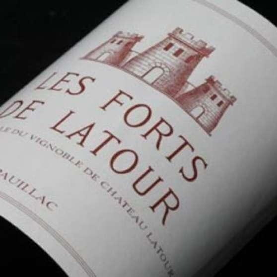 Forts de Latour et Pavillon rouge