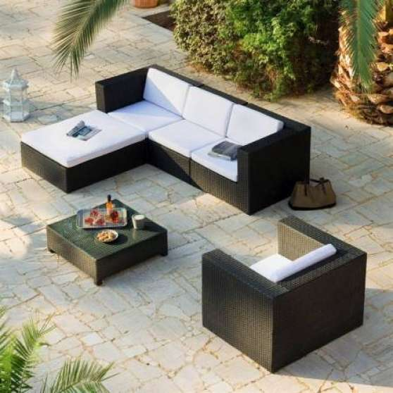 Salon de jardin allemagne - La redoute meubles de jardin ...