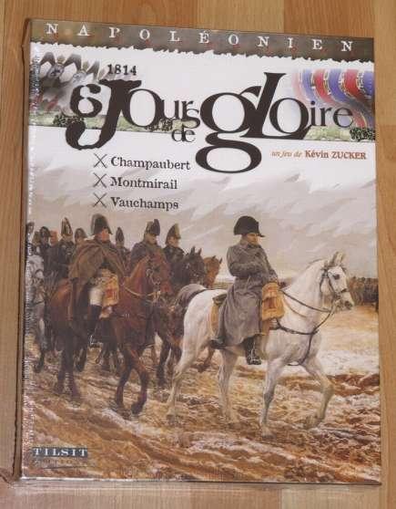jeu 6j de gloire 1814 + 1 kdo (neufs) - Annonce gratuite marche.fr