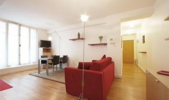 Appartement meublée 26 m2 au 2ème étage