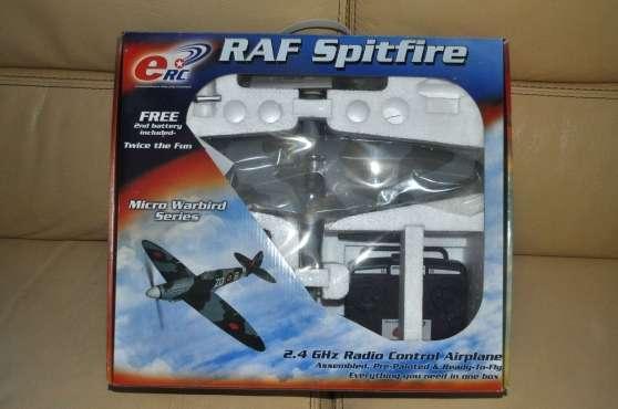 Spitfire micro warbird