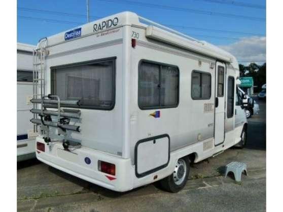 Camping car fiat ducato 2 8l jtd 7 villefranche de for Garage auto villefranche de rouergue