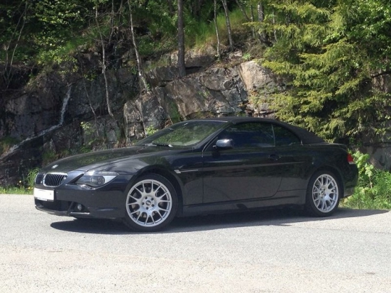 BMW Série 6 645CI.NAVI.M-SPORT ALU