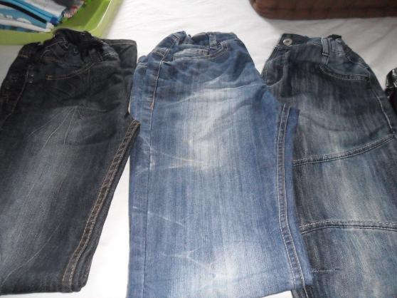 lot de 3 jeans - Annonce gratuite marche.fr