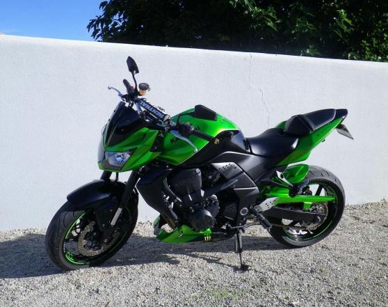 Z750 de 2010