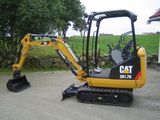 MINI PELLE Cat 301.7D CR