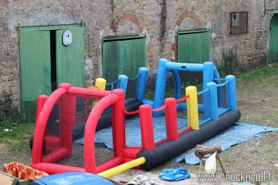 parc gonflable - Annonce gratuite marche.fr