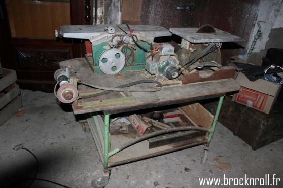 Annonce occasion, vente ou achat 'Machines a bois'