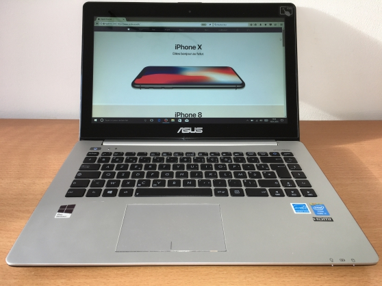 "portable 14""asus i7 project-visio-office - Annonce gratuite marche.fr"