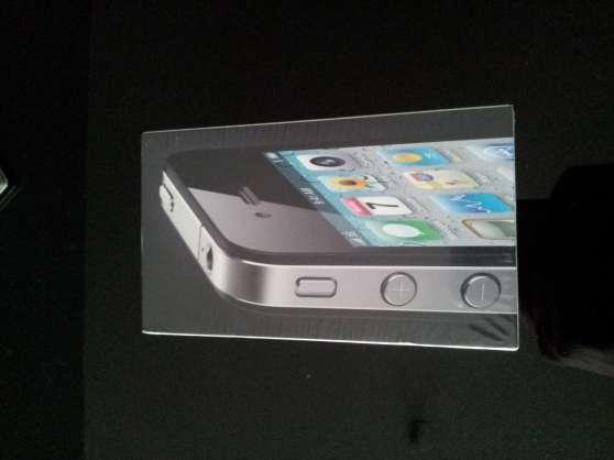 Annonce occasion, vente ou achat 'iphone 4 32 go noir'