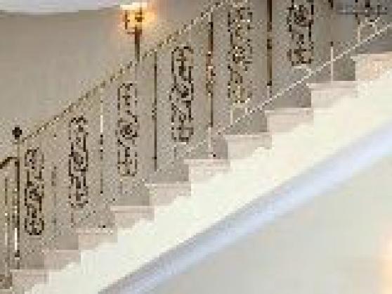 escalier en laiton royal à prix mini - Annonce gratuite marche.fr