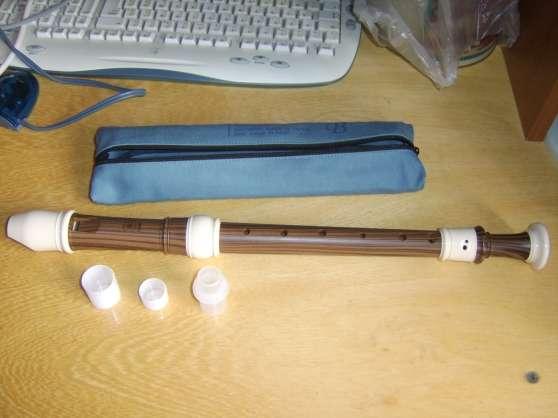 Flute à bec - Yamaha en résine ABS
