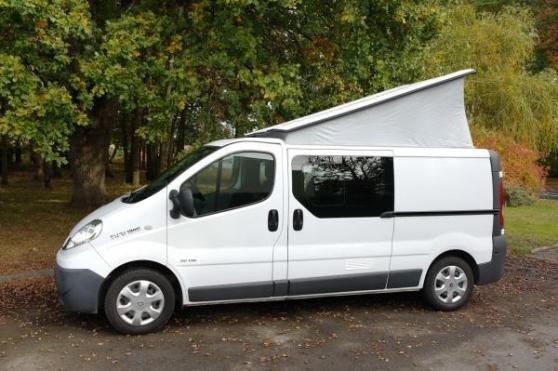 Renault Trafic L2h1 115Ch 2.00 L Année 2