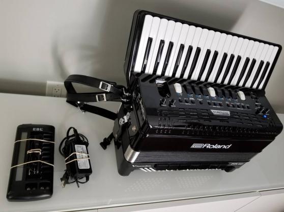 Roland FR-4x accordéon